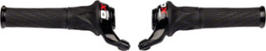 SRAM X0 3x10 Twist Shifter Set Black/Red
