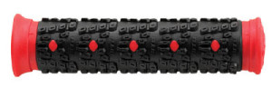 GRIPS WTB WEIRWOLF RED/BLK