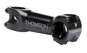 Thompson   STEM MTB THOM X4 110x10d BK 31.8