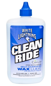 WHITE LIGHTNING | Clean Ride White Lightning