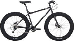 Surly Pugsley Bike XS Black