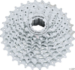 SRAM PG-970 11-34 9 speed Cassette