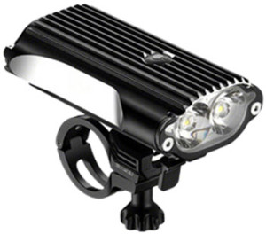 Lezyne Mega Drive LED Headlight: Black