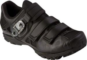 Pearl Izumi X-Alp Enduro IV MTB Cycling Shoe: Black Men's