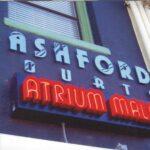 BASHFORD COURTS REAR SIGNAGE